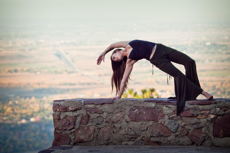 Персональный тренер по йоге