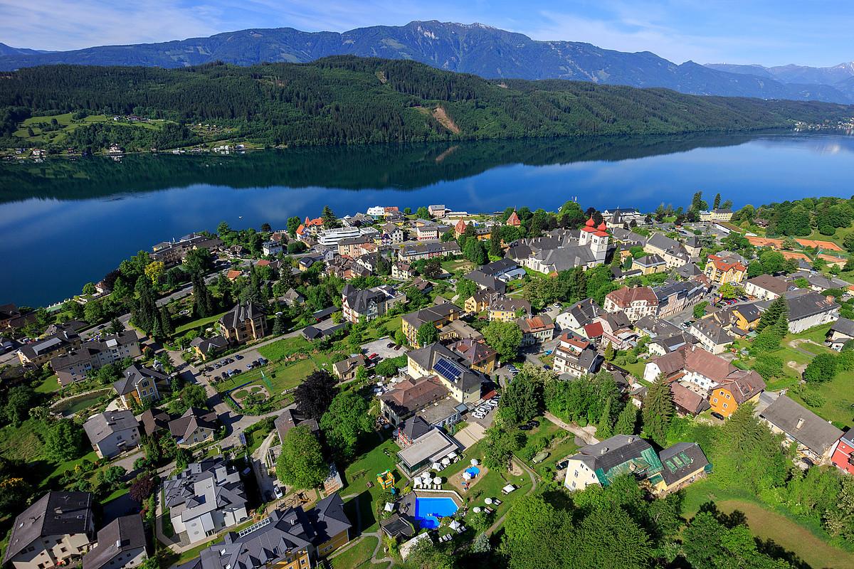 Мы приглашаем вас на наш семинар, который пройдет в австрийских Альпах, на берегу горного озера.