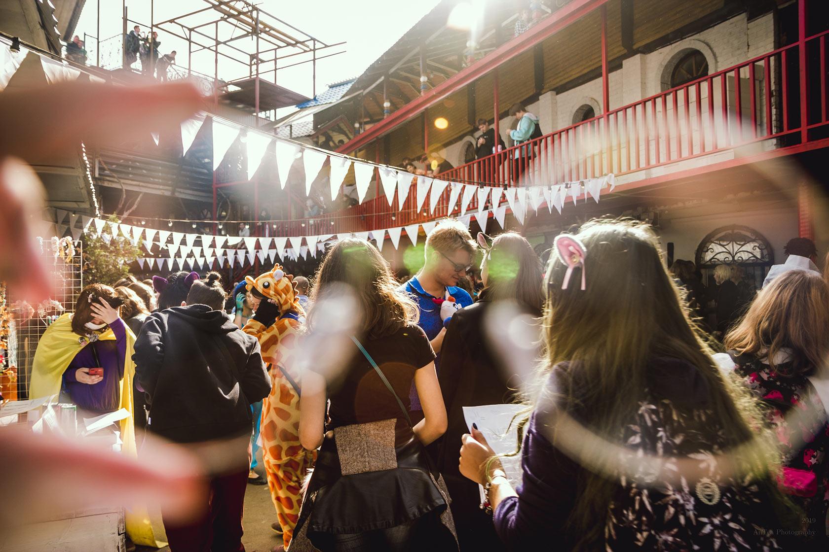 Фестиваль косплея