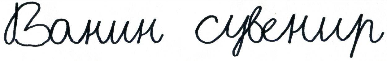 Ванин сувенир Авторские подарки с рисунками на заказ