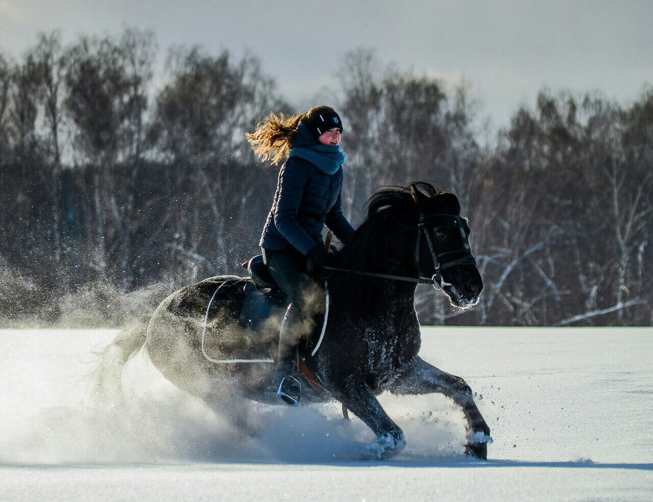 Конный парк Русь