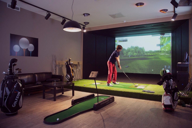 Golfzon Indoor Open