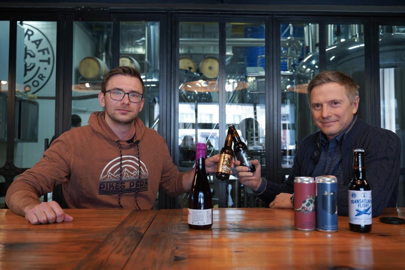Василий Микулин, основатель Varvar и Константин Ткаченко, главный редактор Latifundist.com