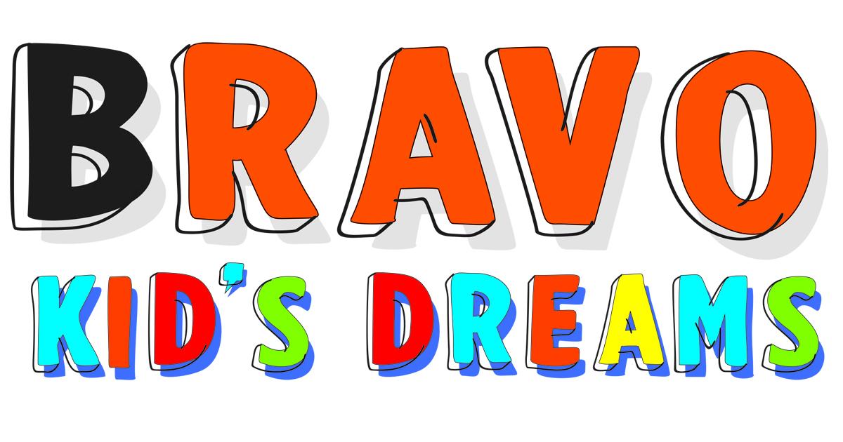 Логотип BRAVO Kids Dreams