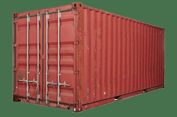 Б/У контейнер 20 футов