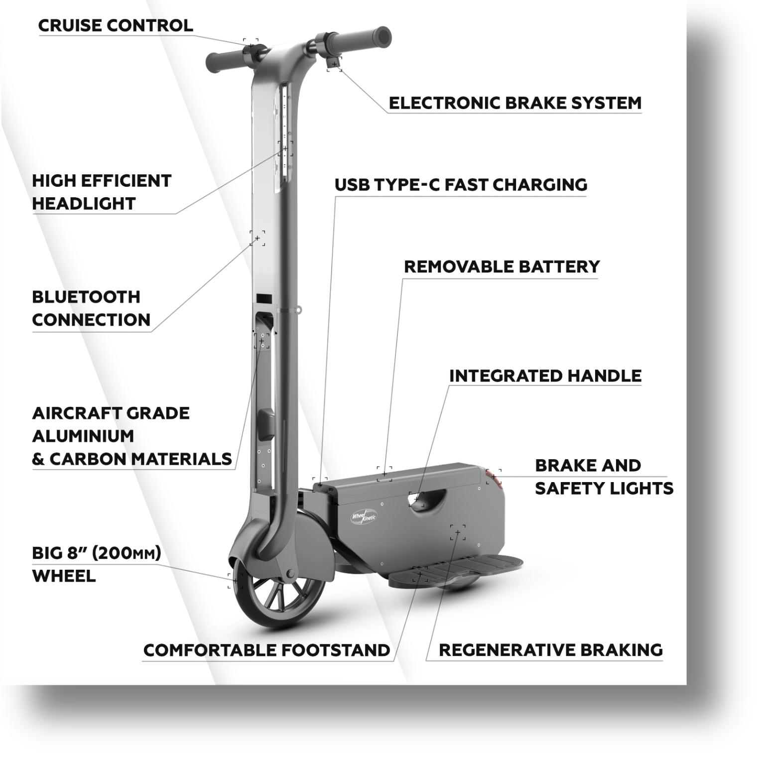 scooter features
