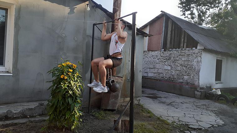 Участник спортивной команды «Вексель» - фото
