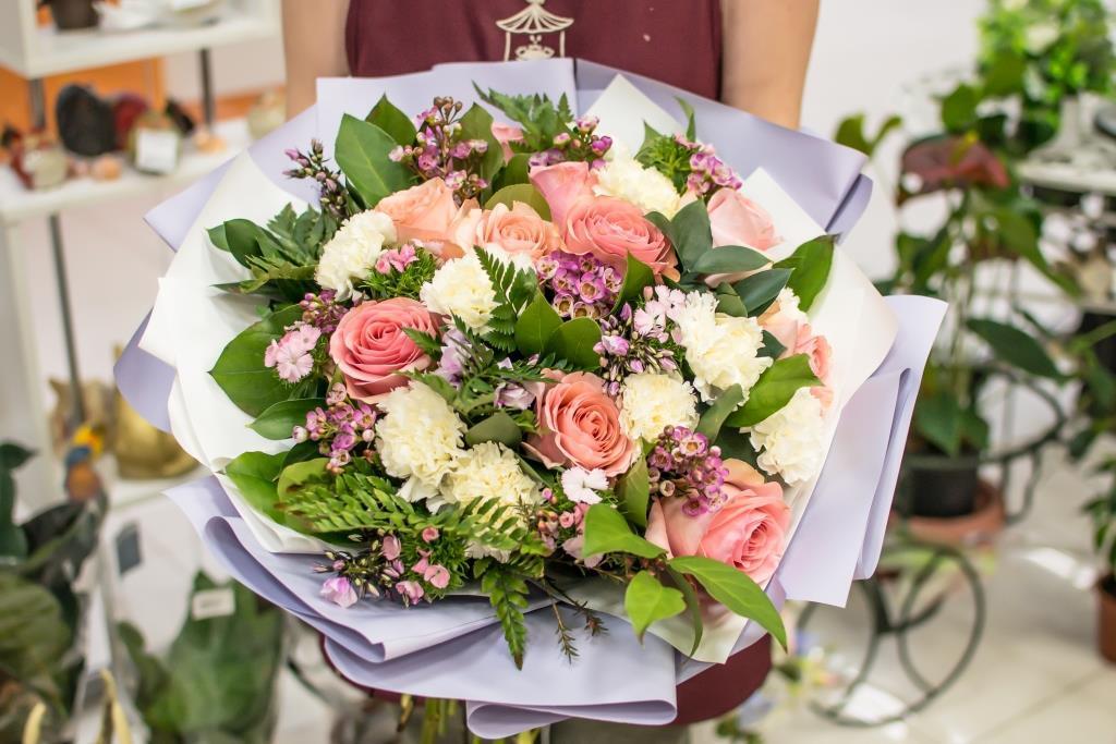 Заказ цветов на дом копейск