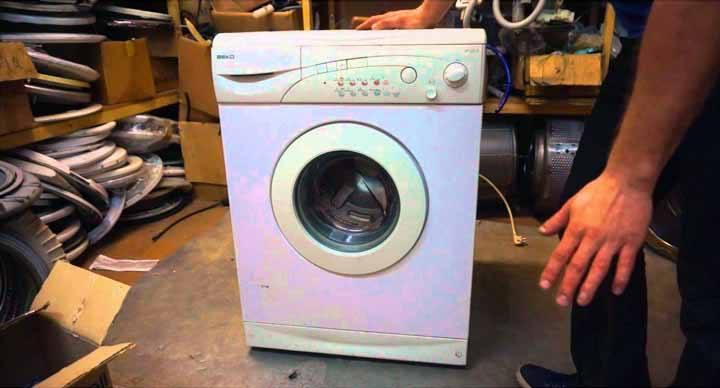 Сервис по ремонту стиральных машин BEKO