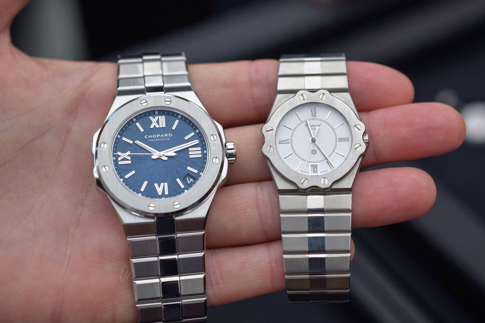 Chopard Alpine Eagle Collection - Срочный выкуп часов в Москве