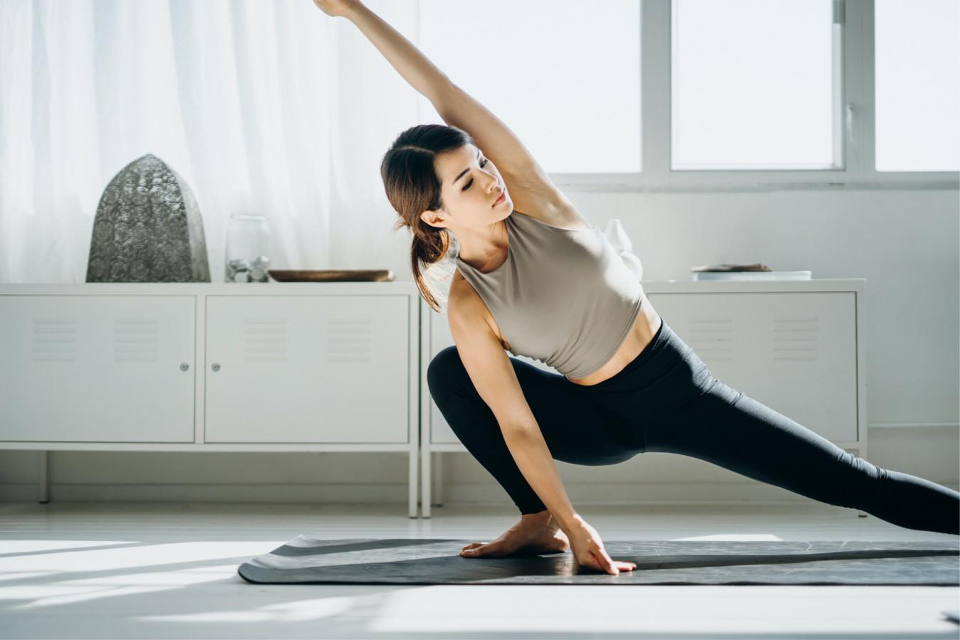 Гимнастика йоги тренировки