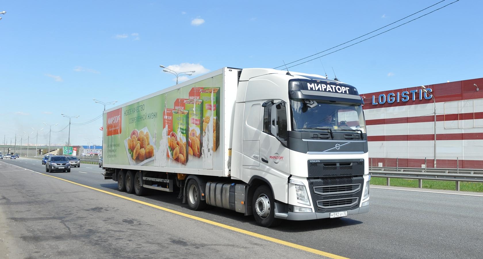 Если торговая марка указывает на характер перевозимых грузов, то потенциальный риск может перевесить выгоды (фото: Денис Хуторецкий)
