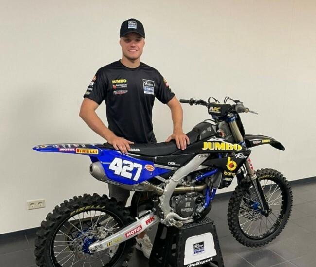 Хакон Фредриксон возвращается в Yamaha