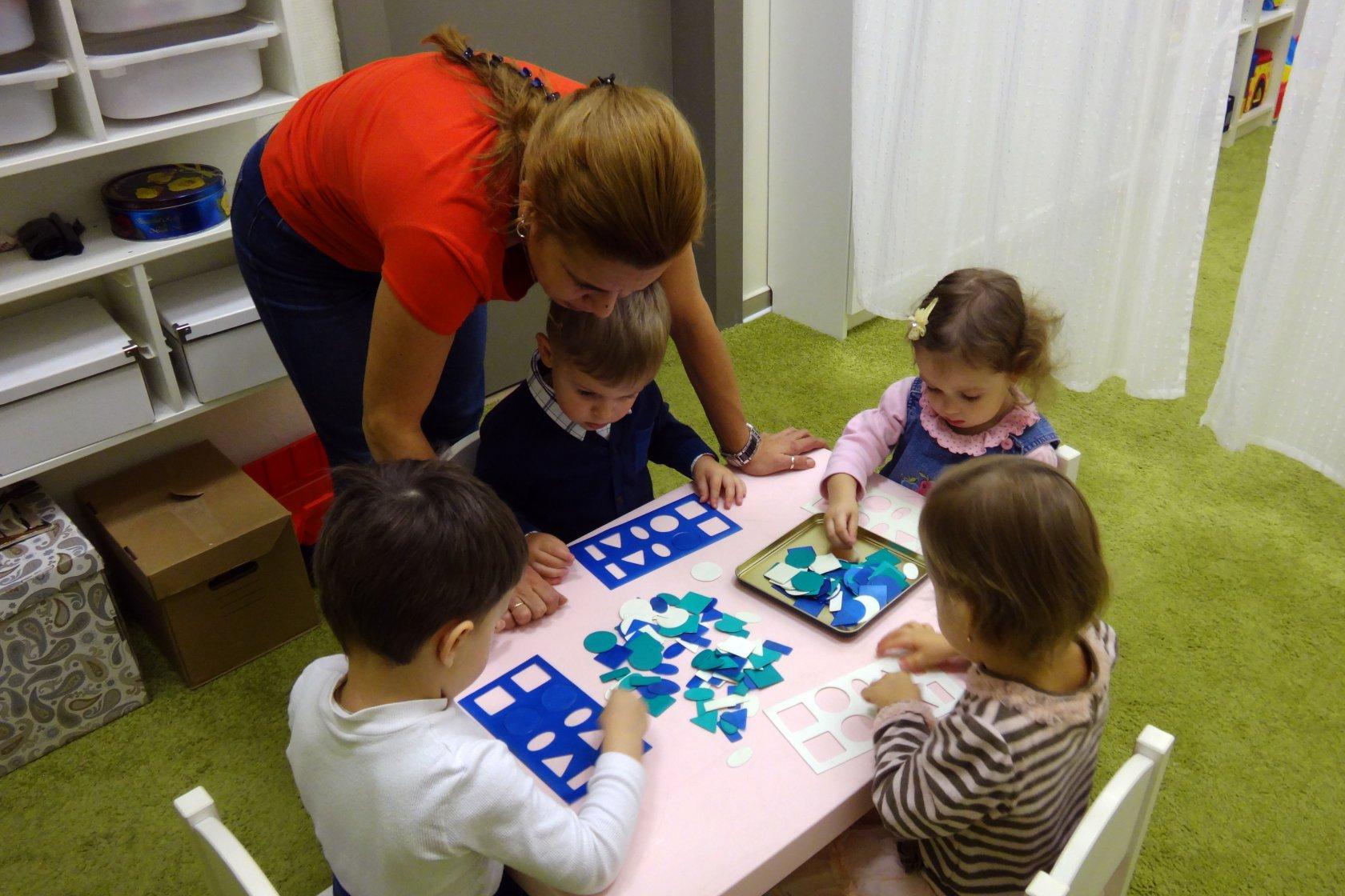 Школа маленького гения Тропарево Коммунарка развивающие малышей