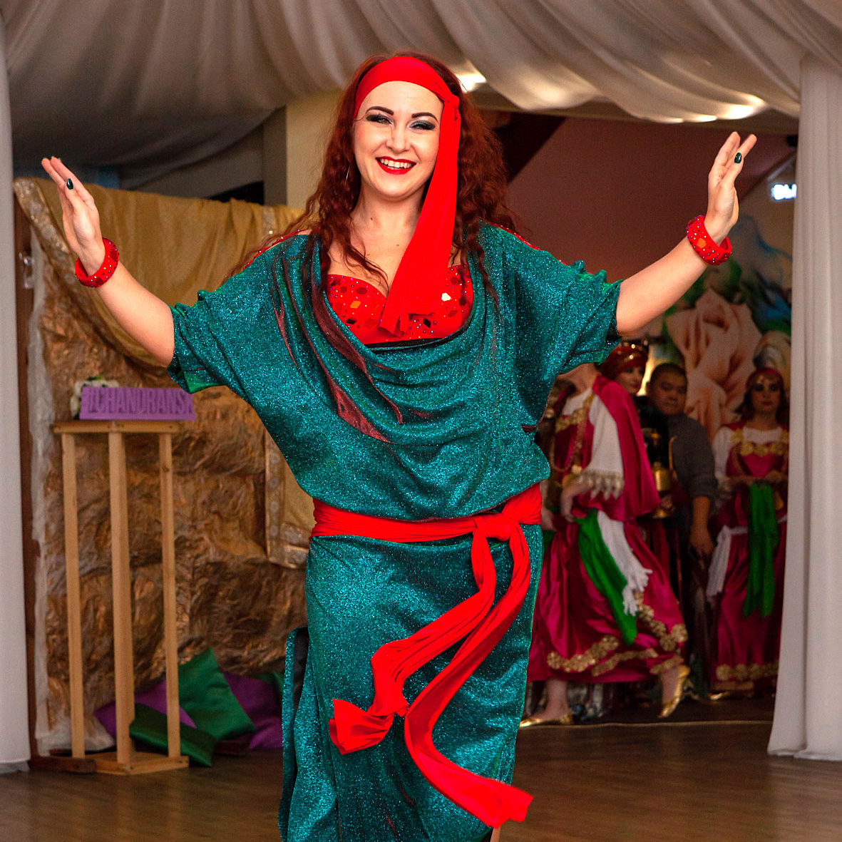 Танец живота или восточный танец?