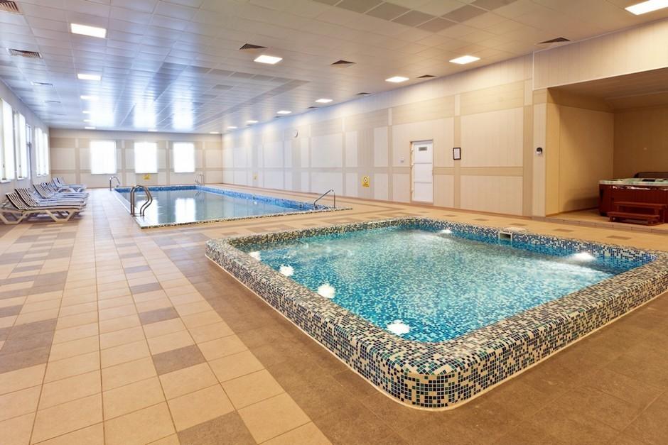 Фитнес-центр на базе Иволга