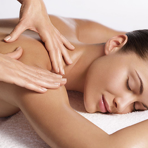 массаж антицеллюлитный общий