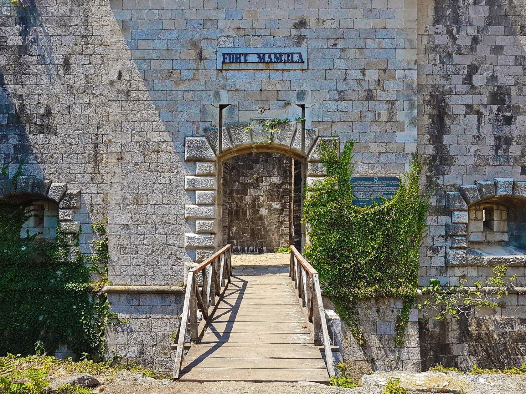 форт мамула, экскурсии по черногории, гид по черногории, крепости черногории