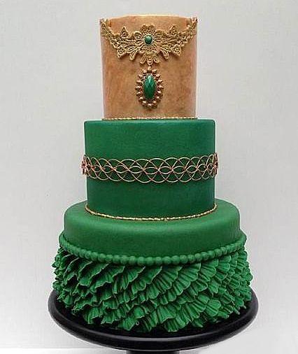 вас есть торт для ювелира фото интересный