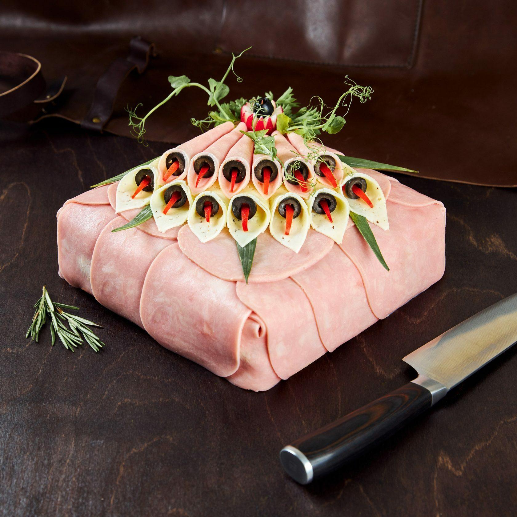 Торт в подарок кадровику