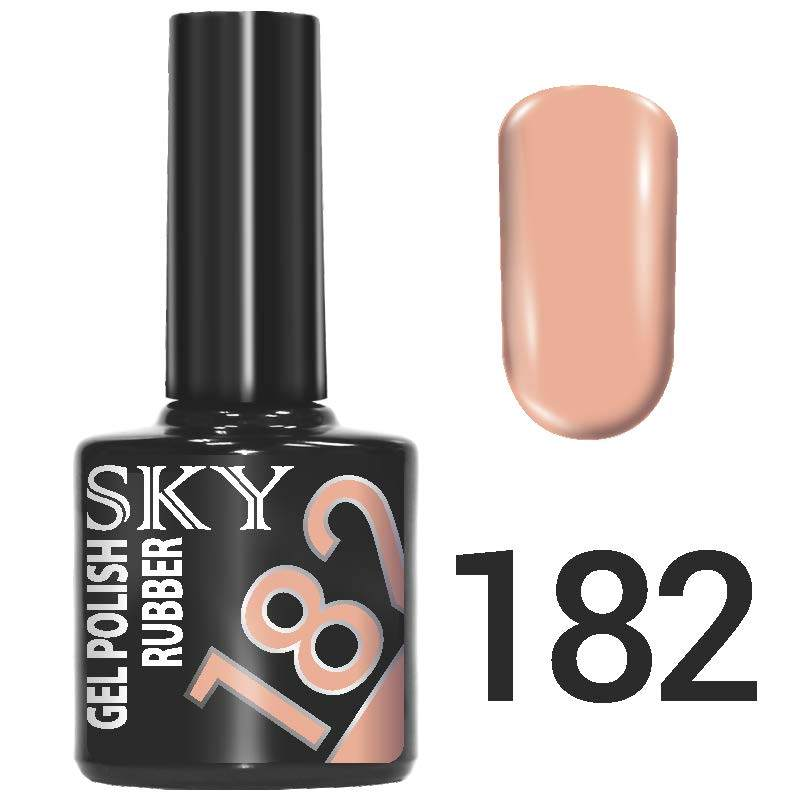 Sky gel №182