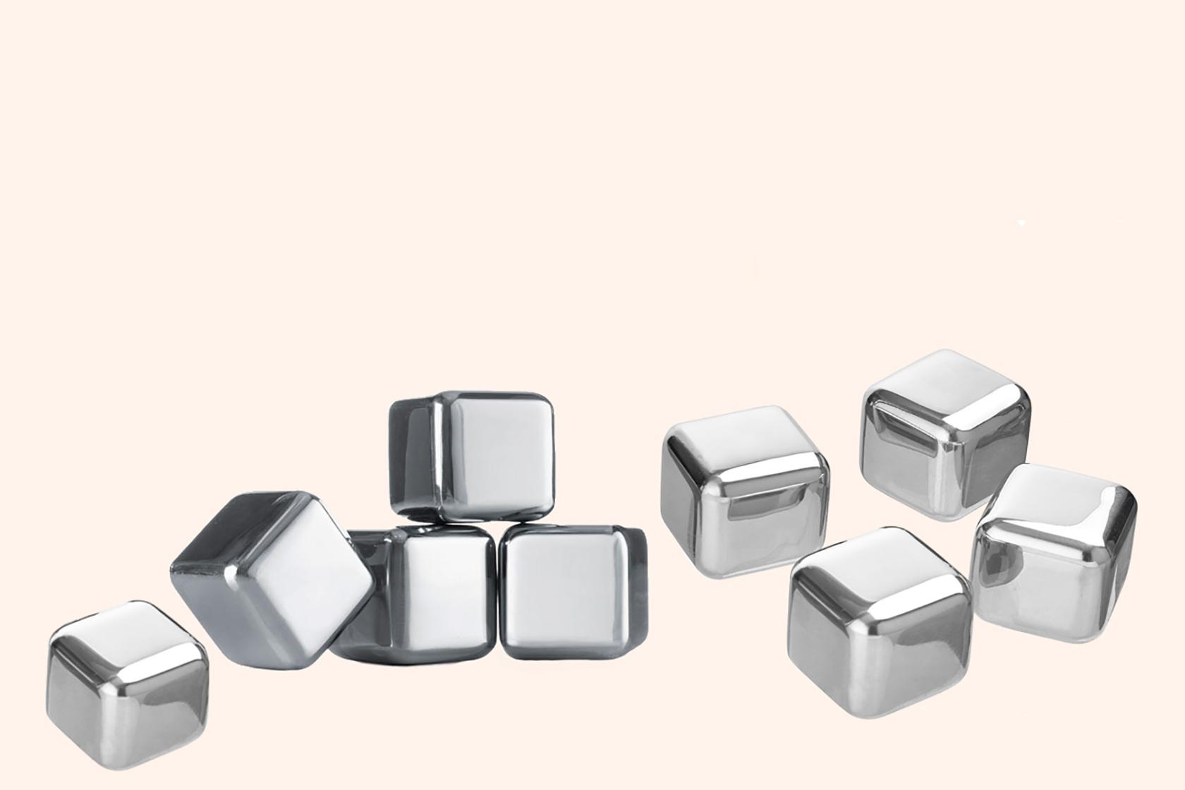 Металеві камені для віскі