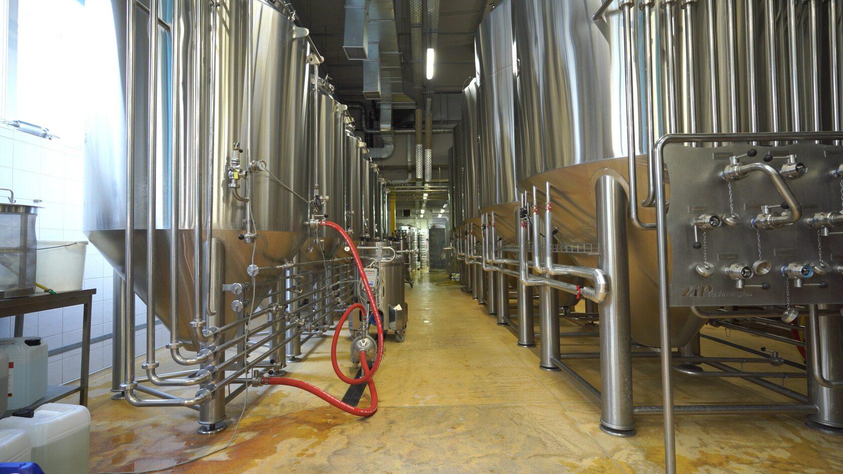 Пивоварня Varvar в Киеве