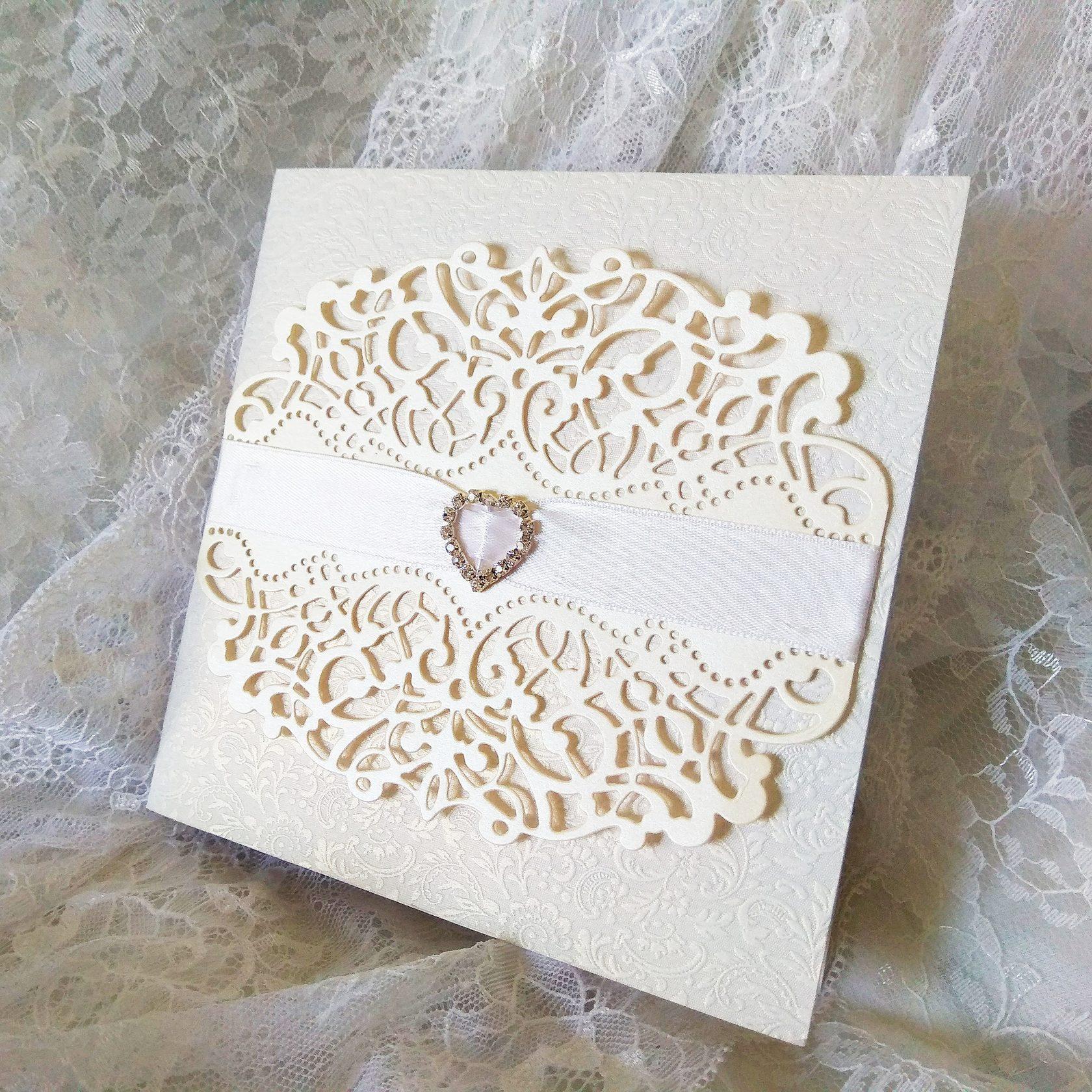 Узоры на открытках и пригласительных на свадьбу