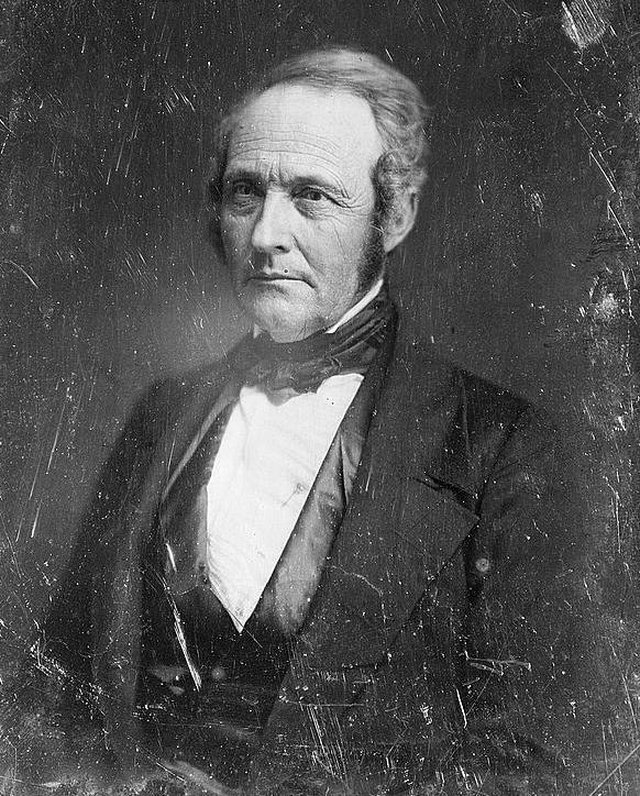 Джекоб Колламер, 13-й генеральный почтмейстер США.