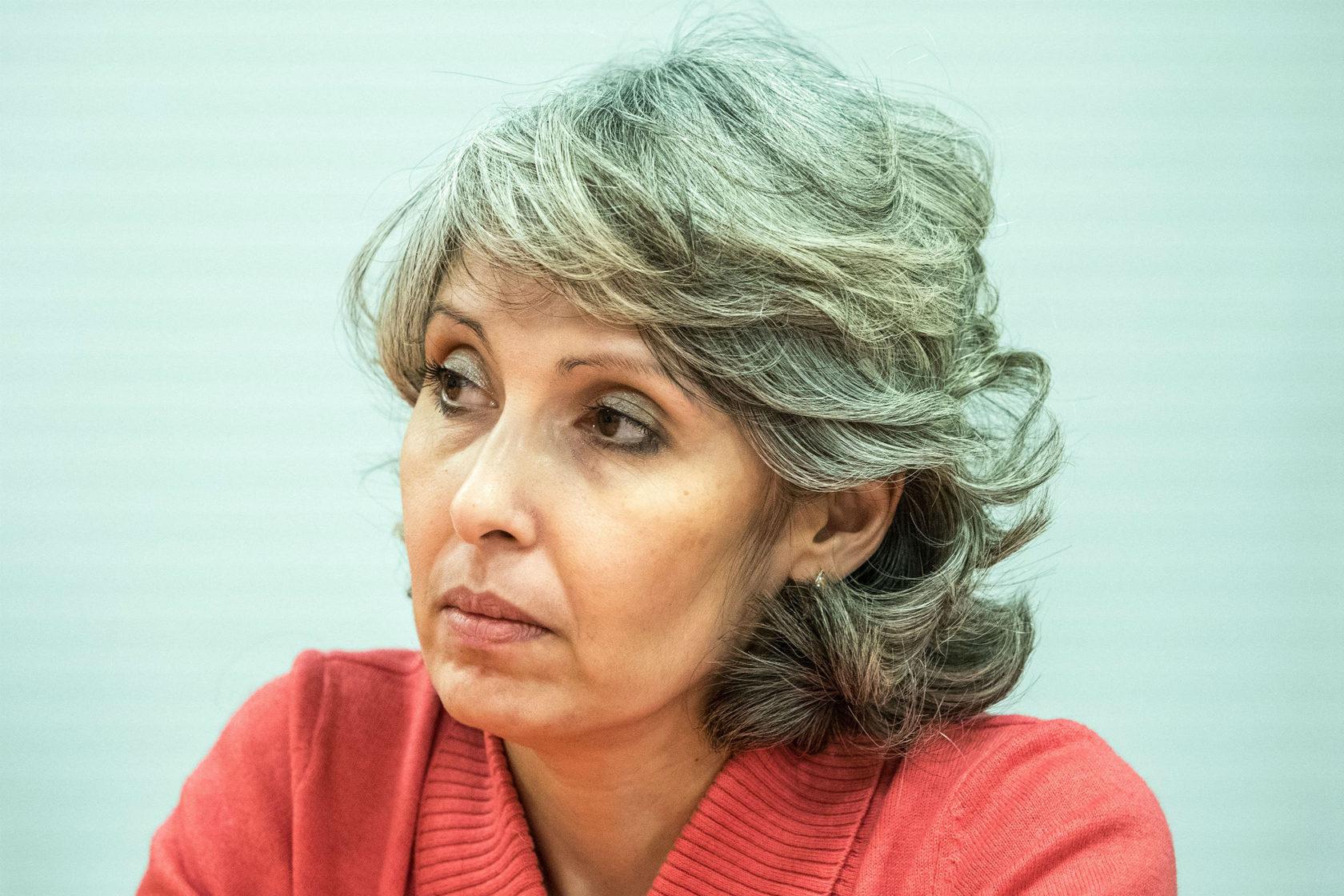 Президент Санкт-Петербургской Ассоциации собственников жилья и их объединений Гульнара Борисова: