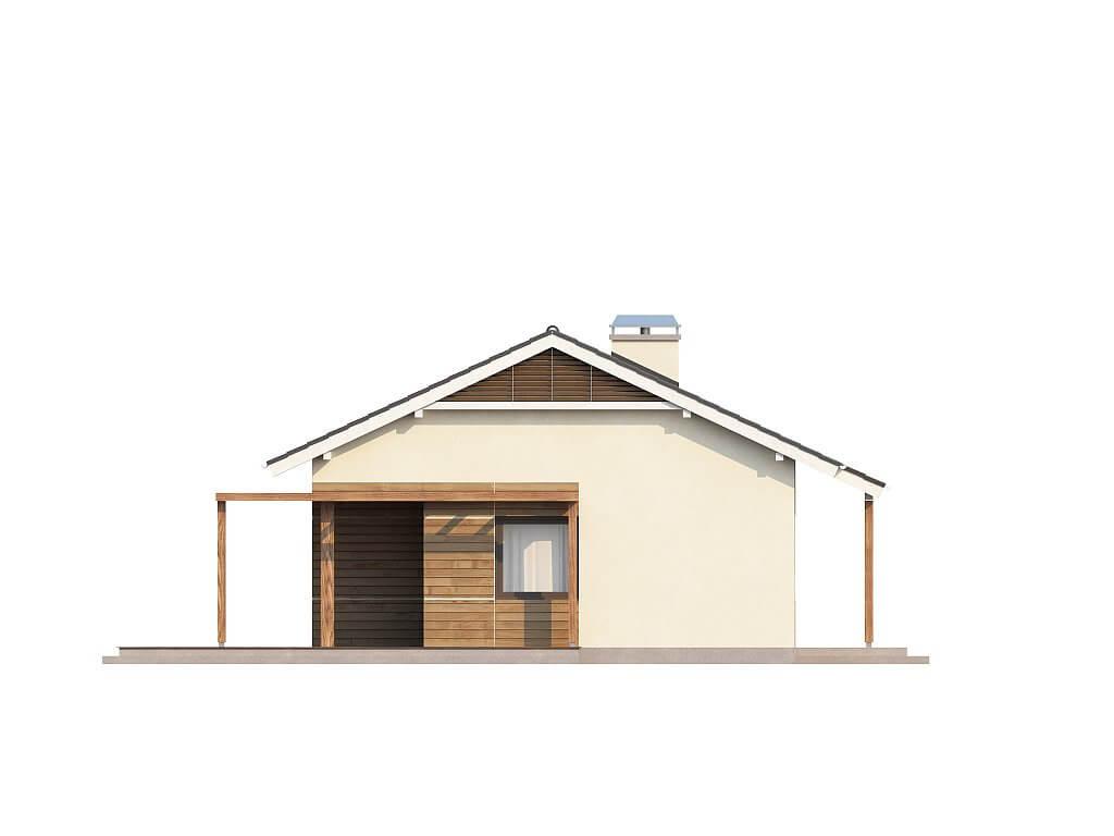Фасад дома Riven -4