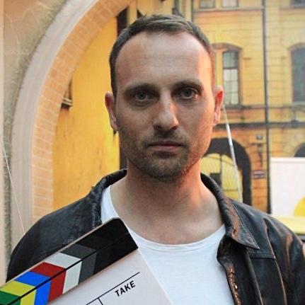 Игорь Стеколенко лектор Украинской Киношколы Ukrainian Film School