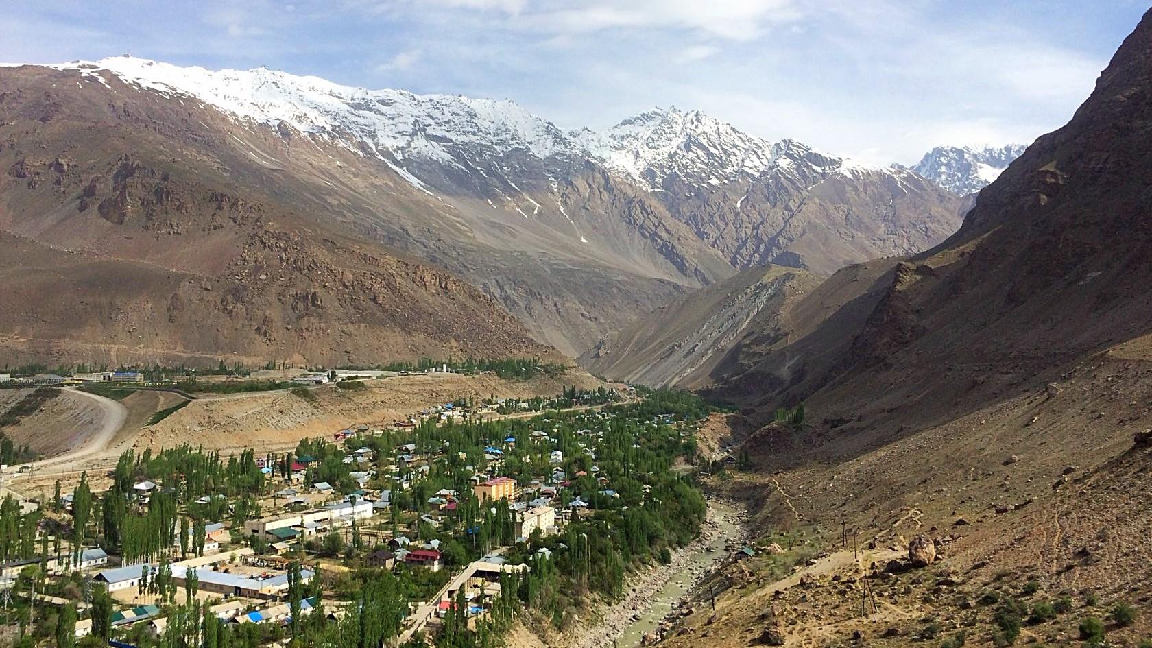 методик является фото город пяндж таджикистан поэтому