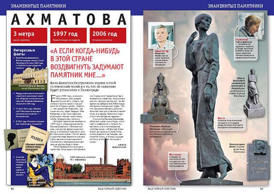 Памятник Анне Ахматовой. История