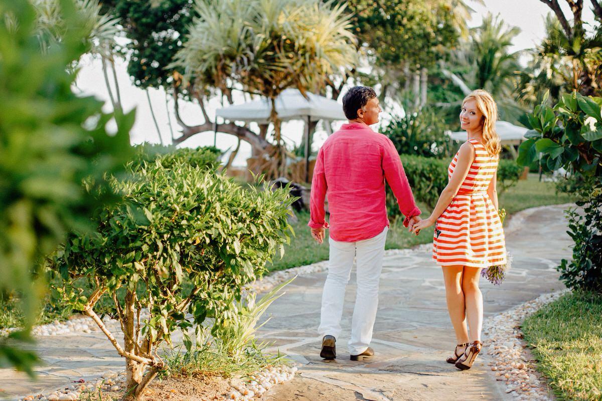 Honeymoon Diani Beach Love Story