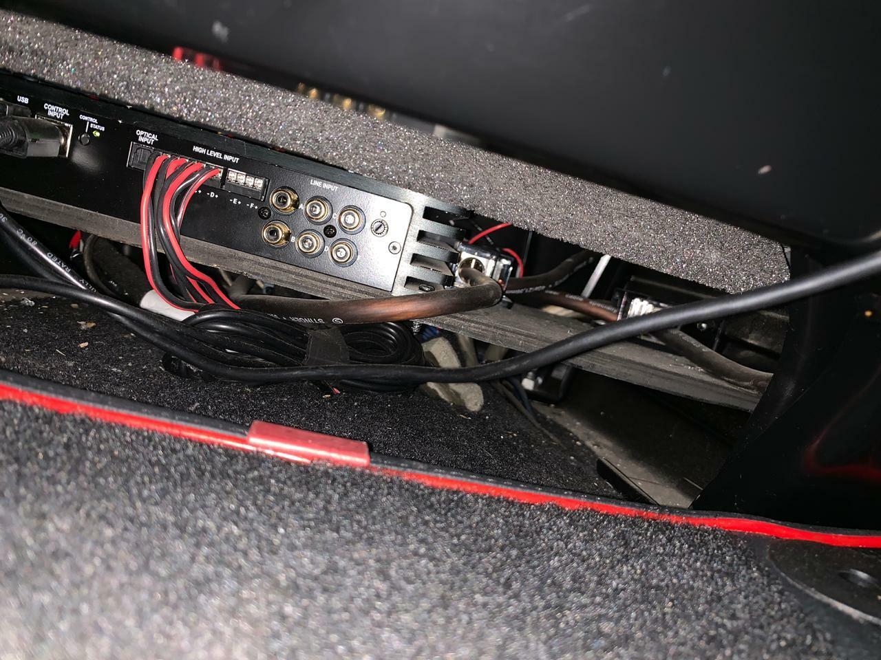 установка процессоусилителя helix p six