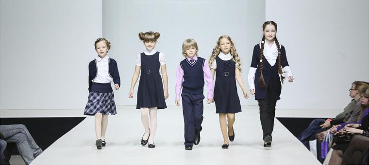 Неделя детской моды в Москве