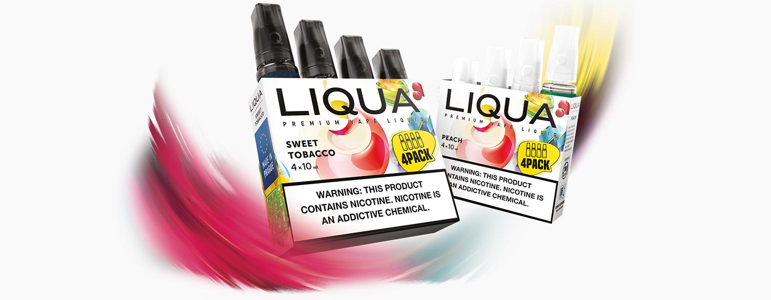 liqua eliquid 4pack