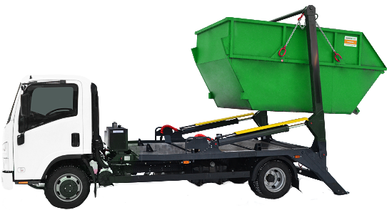 Вывоз мусора 8 кубов