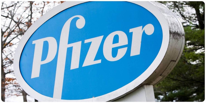Pfizer Inc получила выручку