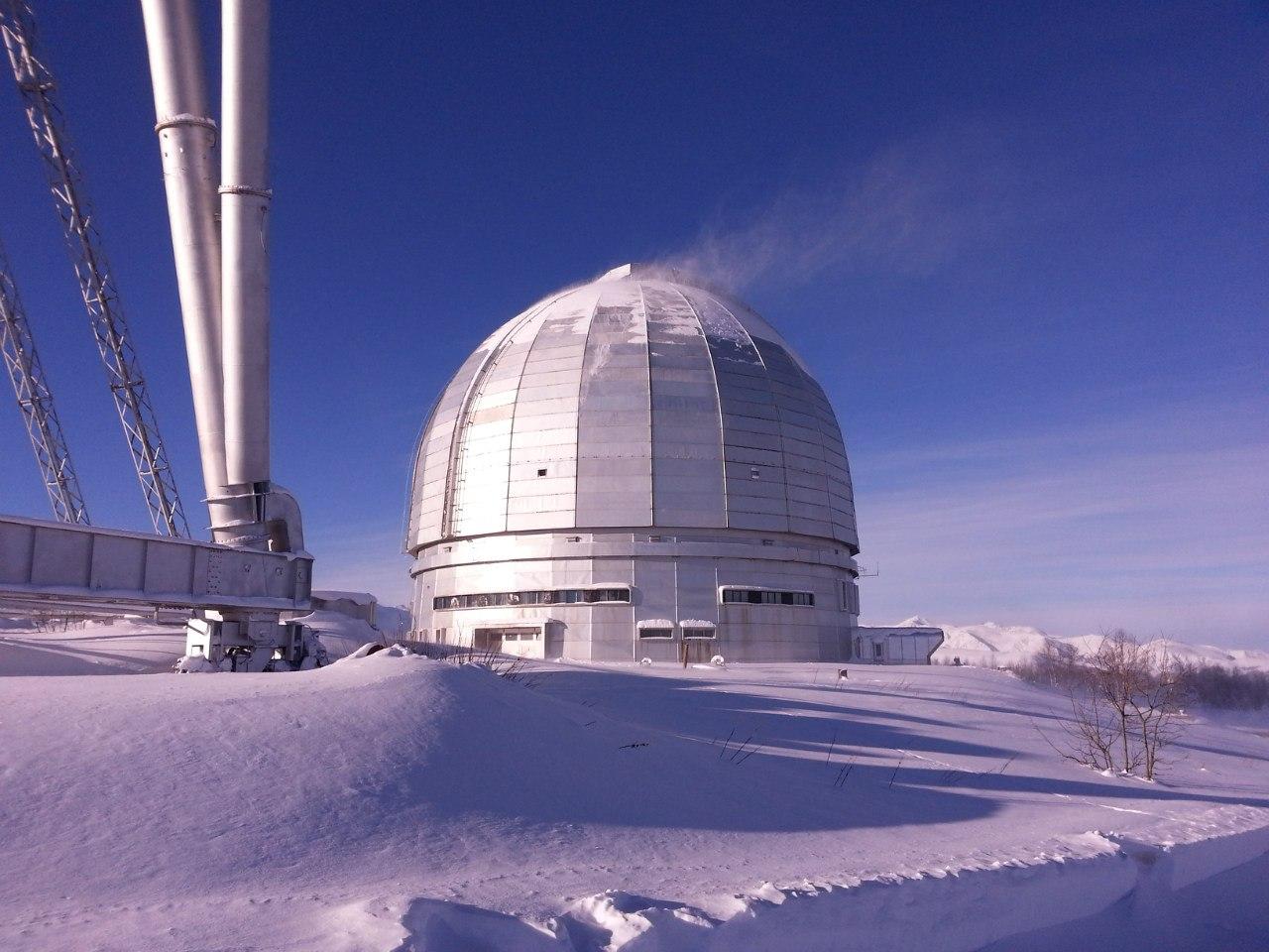 Экскурсии в обсерваторию в Нижнем Архызе