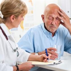 Пожилые родители и пульс