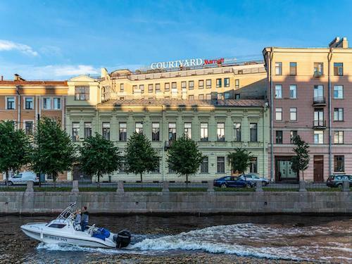 отель в Петербурге на ноябрьские