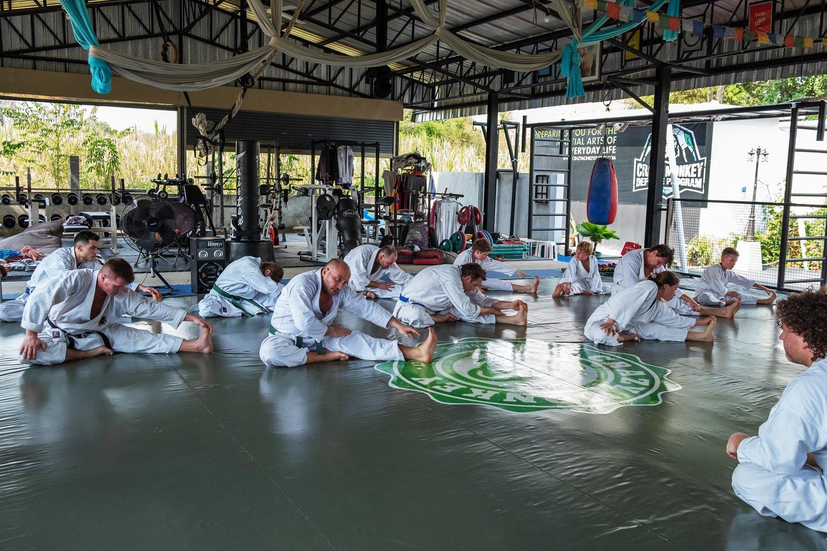 Лагерь Похудения В Тайланде.