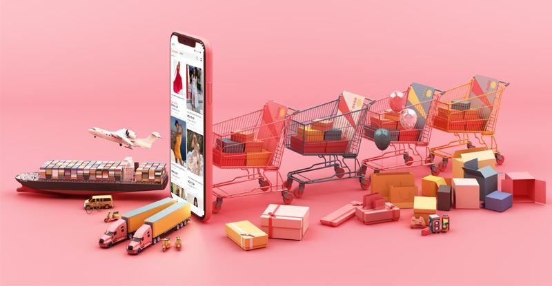 При онлайн пазаруване на дрехи обърнете внимание на срок и цена на доставка.