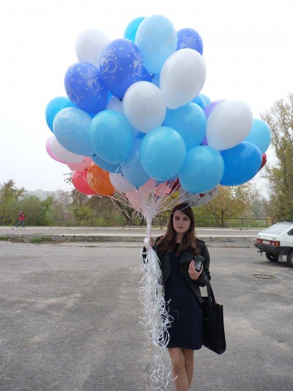 воздушные шары на пражской перекрытия бывают двух