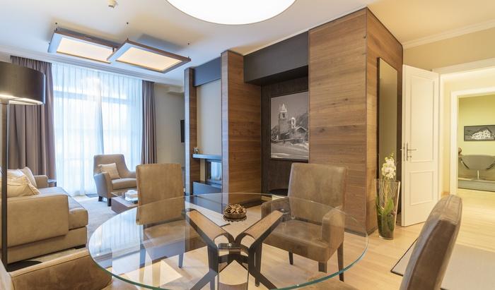 Miete: grosse Residenz - moderner Stil, Alpine Eleganz