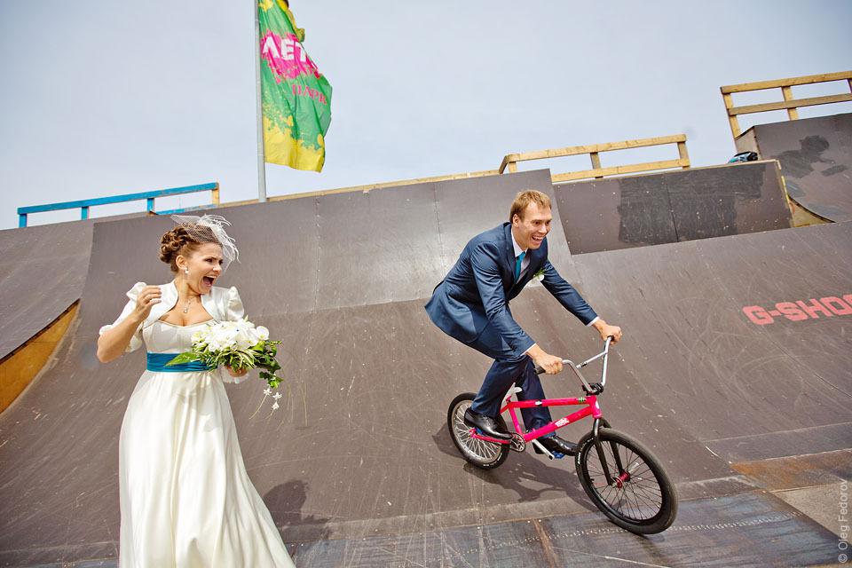 Свадебные фото из Икеи
