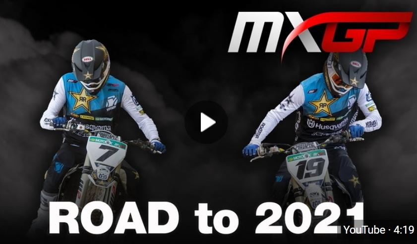 MXGP 2021: «Дорога к Чемпионату» – Эпизод 7