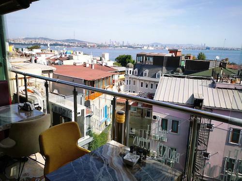 Отель в Стамбуле на ноябрьские